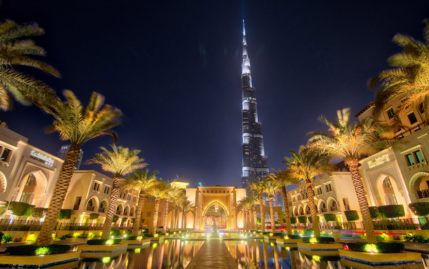 UAE high dynamic range