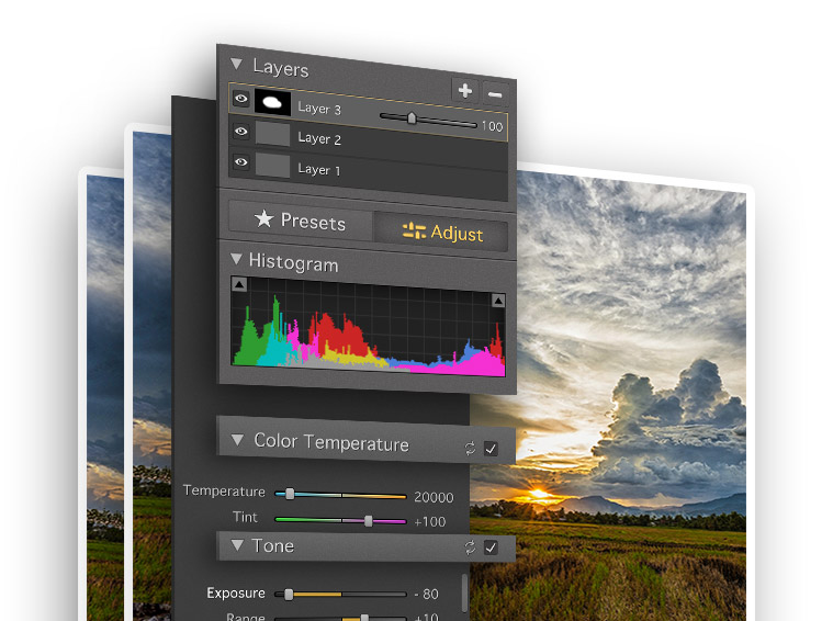 Photo Editing Software for Mac by Macphun   intensify