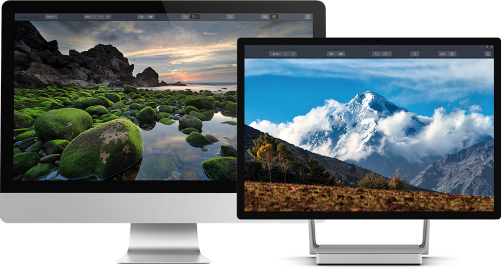 Photo Editing Software for Mac by Macphun luminar crop photo