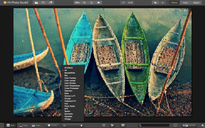 Photo Editing Software for Mac by Macphun   getstarted fx photo studio fx photo studio overview
