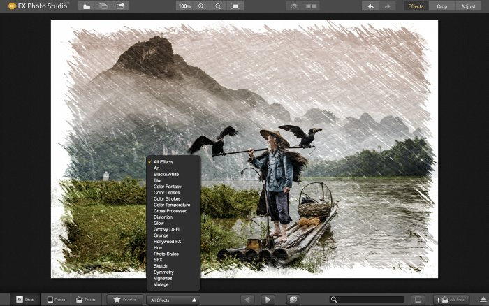 Photo Editing Software for Mac by Macphun   getstarted fx photo studio filters frames fx photo studio