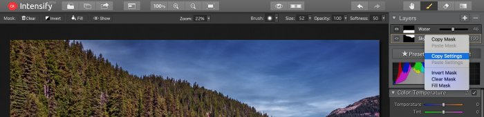Photo Editing Software for Mac by Skylum https:  skylum.com getstarted intensify layers intensify