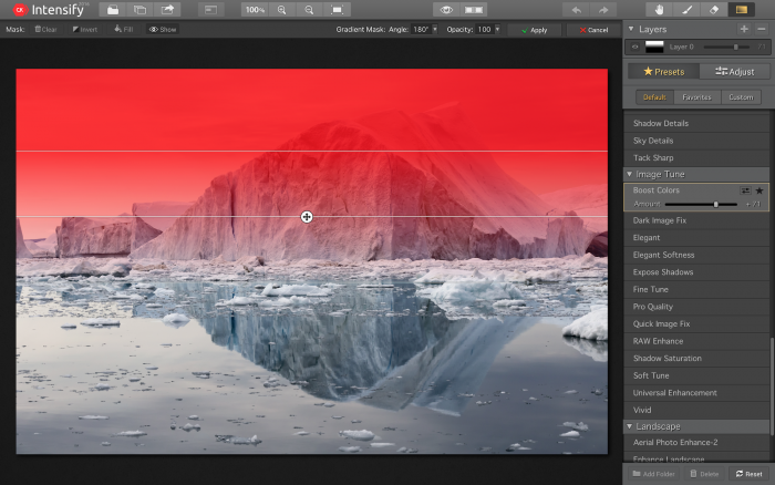 Photo Editing Software for Mac by Macphun   getstarted intensify selective brush intensify