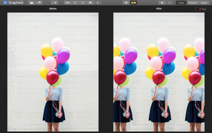 Photo Editing Software for Mac by Skylum https:  skylum.com getstarted snapheal erasing objects snapheal