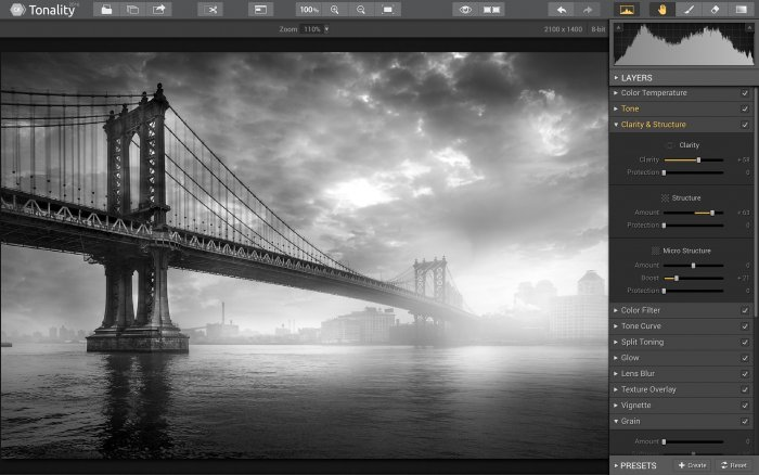 Photo Editing Software for Mac by Macphun   it getstarted tonality overview tonality