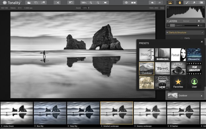Photo Editing Software for Mac by Skylum https:  skylum.com getstarted tonality tonality presets