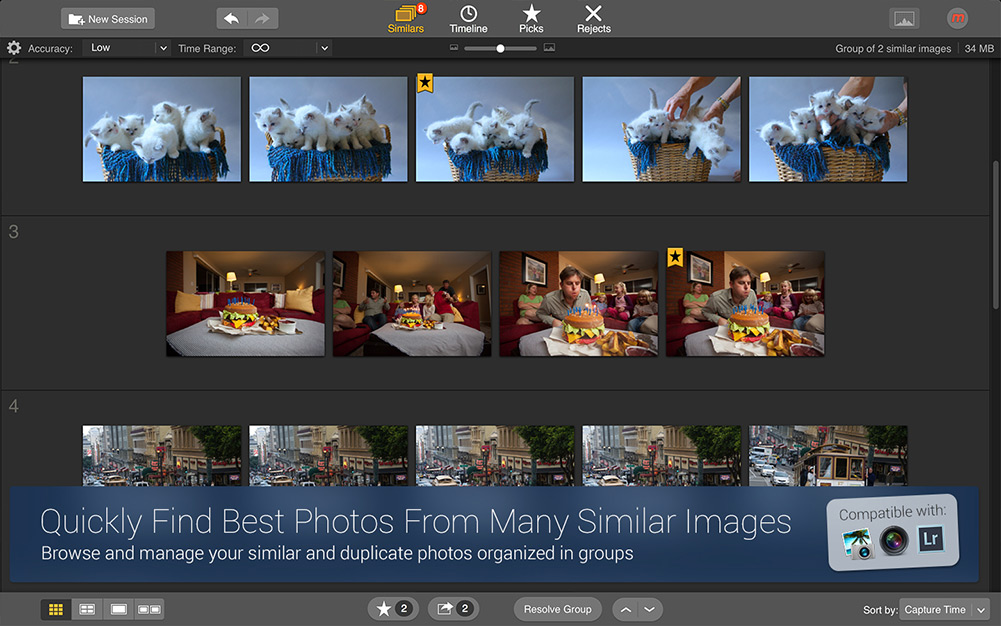Photo Editing Software for Mac by Macphun   snapselect