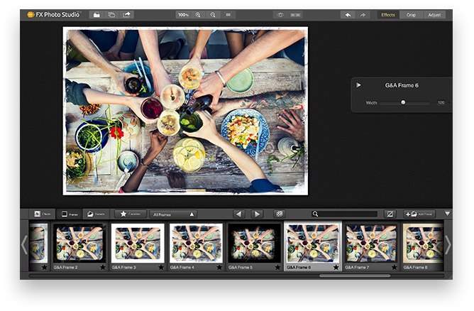 Photo Editing Software for Mac by Macphun   fxphotostudio