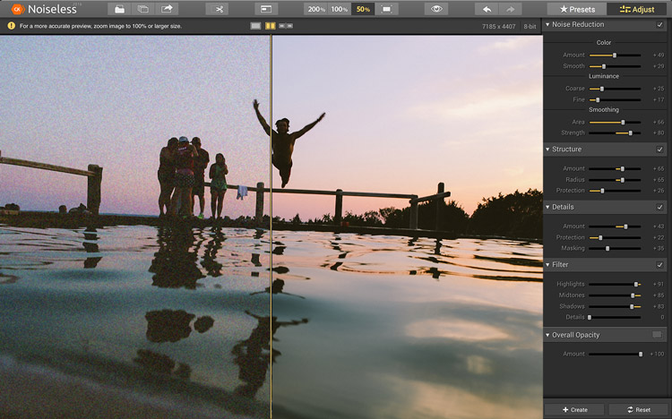 Photo Editing Software for Mac by Macphun   jp noiseless
