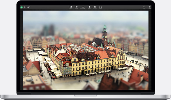 Photo Editing Software for Mac by Macphun   de focus