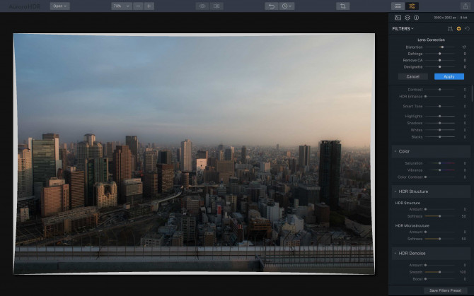 I have a basic version of Aurora HDR 2017. What will I get by upgrading to Aurora HDR 2018? Image6