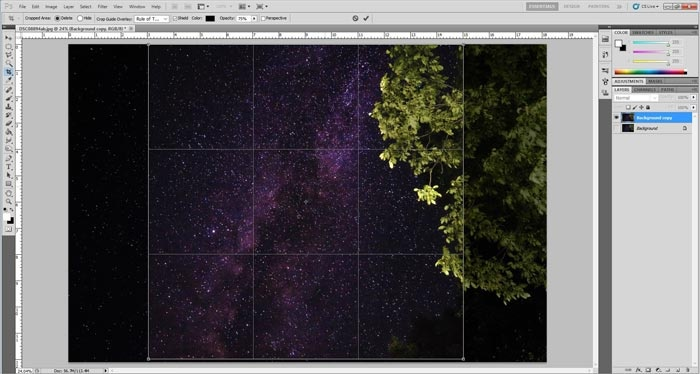 How to Resize an Image in Photoshop Image6