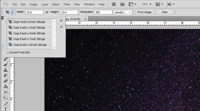 How to Resize an Image in Photoshop Image5