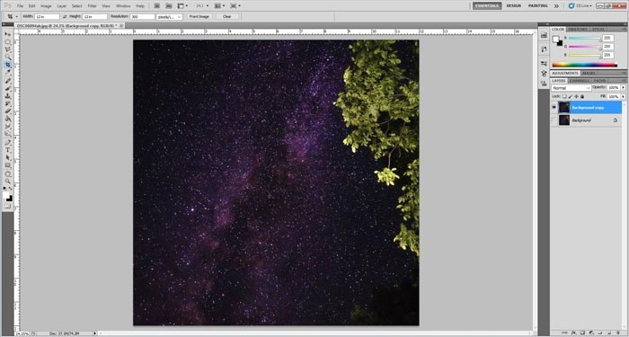 How to Resize an Image in Photoshop Image7