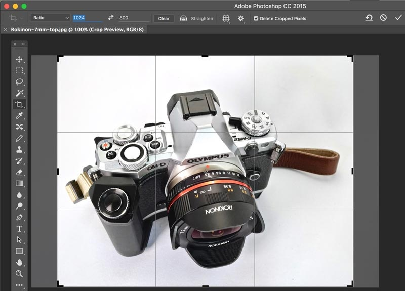 How to Crop a Picture Image2