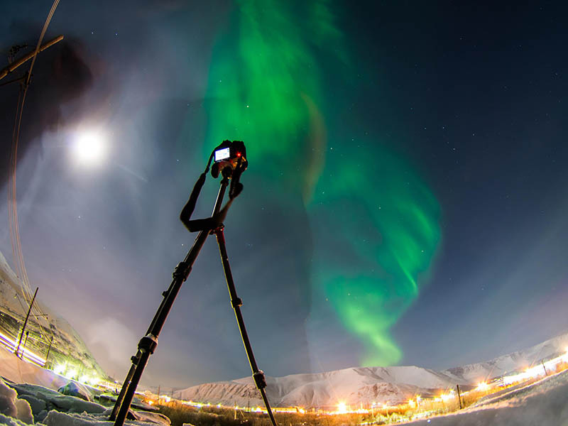 How to Photograph the Northern and Southern Lights Image5