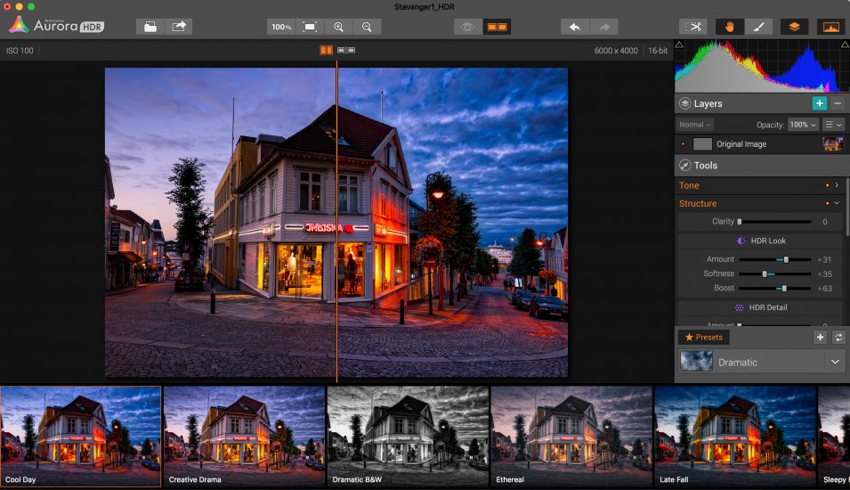 Lesson 5: HDR Presets Image2