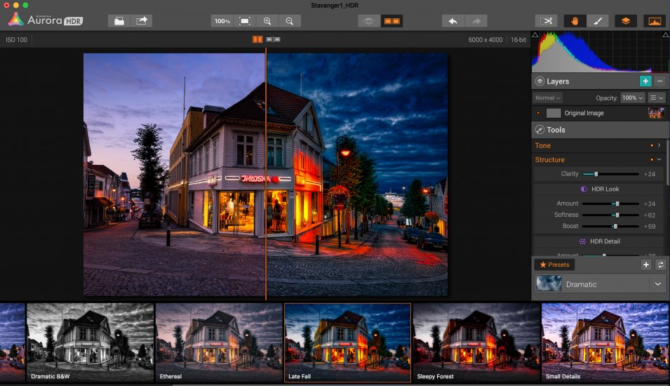 Lesson 5: HDR Presets Image4