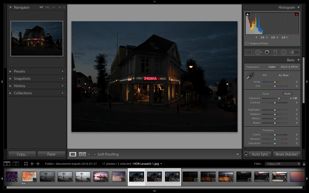 Lightroom 5 Tools - Screenshot
