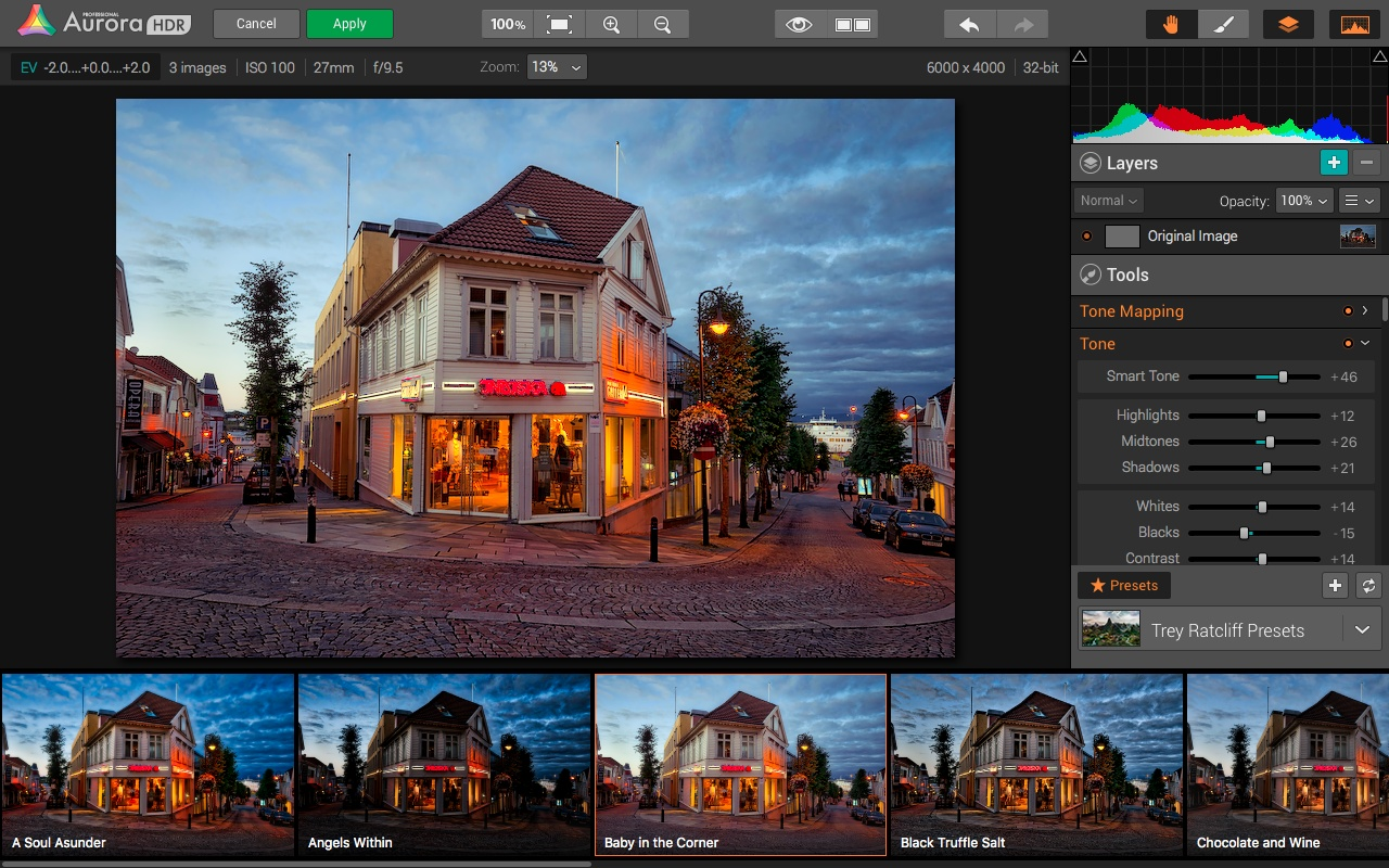 Aurora HDR plugin - presets by Trey Ratcliff