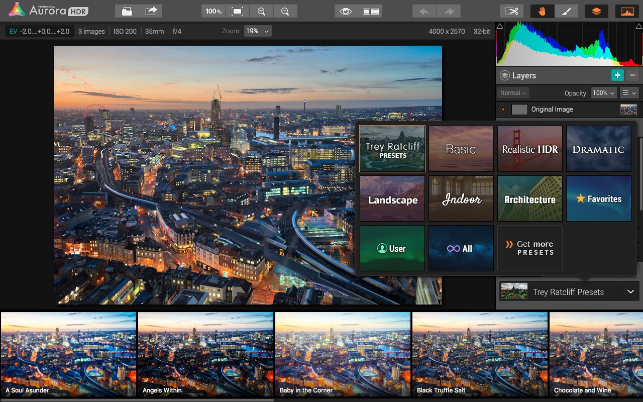 Presets by Trey Ratcliff - Alternative to HDR Darkroom