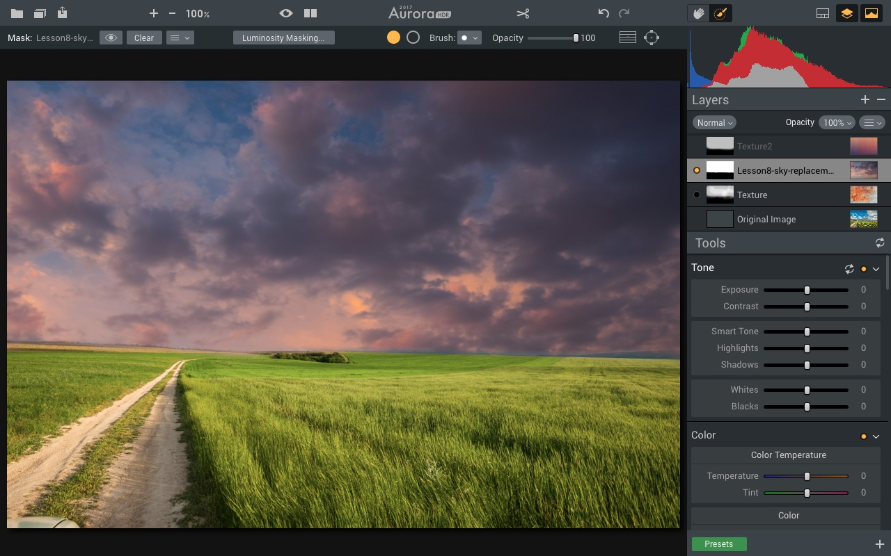 Lesson 8: HDR Textures Image1