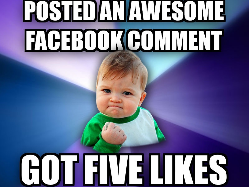 Funny Meme Upload : How to make people share and comment your facebook photos